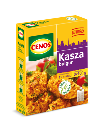 Cenos Kasza Bulgur